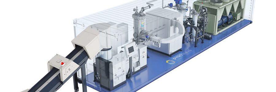 Michelin y Pyrowave ponen en marcha una innovadora tecnología de reciclaje de residuos plásticos