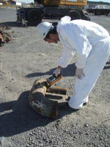 Proinsa, UTPR autorizada para la recuperación de materiales radiactivos huérfanos