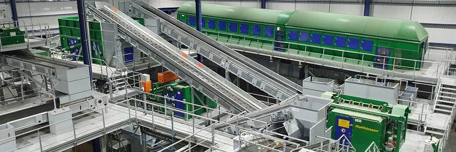 STADLER instala en México una planta de clasificación que tratará los residuos de 16 municipios