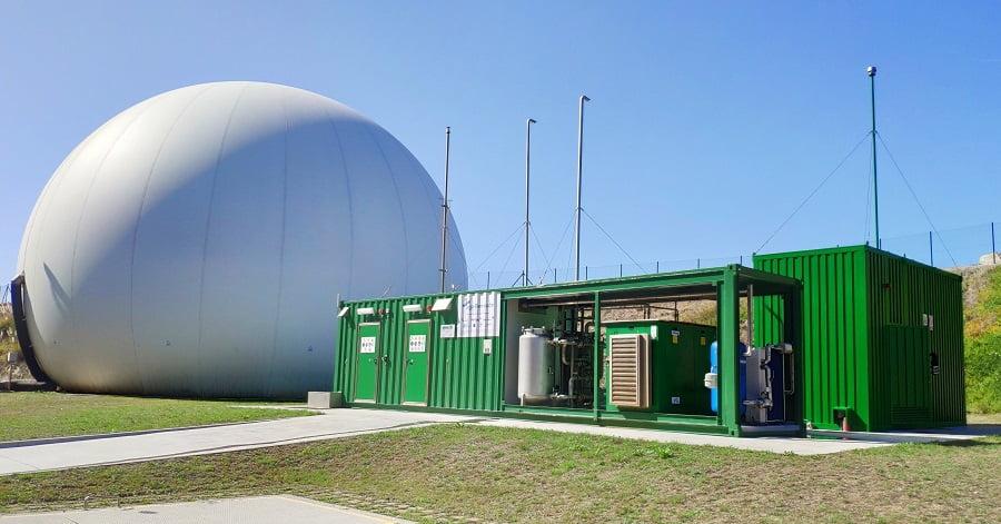 Investigan la obtención de hidrógeno y syngas a partir de aguas residuales