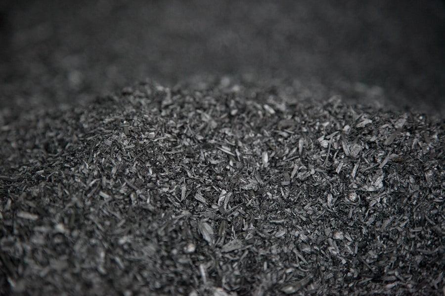 Biochar se utiliza como enmienda en suelos