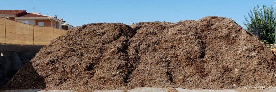 El proyecto LIFE Sarmiento gestiona un millón de kilos de residuos de vid para su compostaje