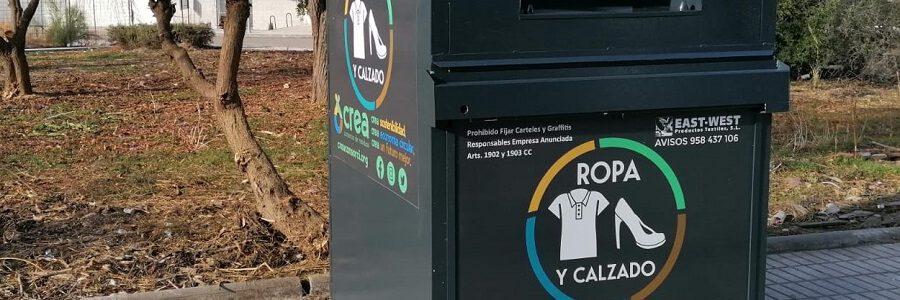 El Consorcio Crea de Alicante adjudica la recogida selectiva de residuos textiles