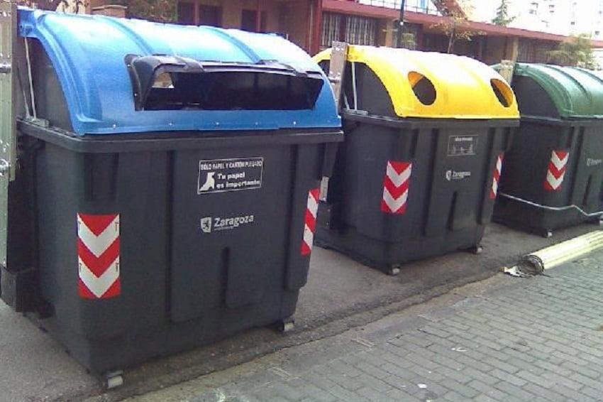 Saica Natur se adjudica la venta del papel y cartón recogido en contenedores en Zaragoza
