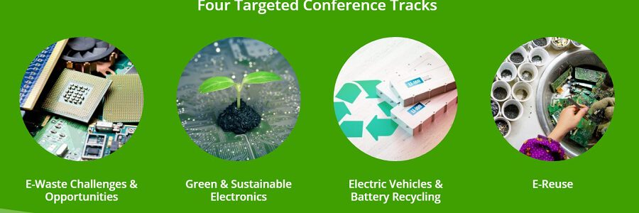 ERP participa en la E-Waste World Conference 2020