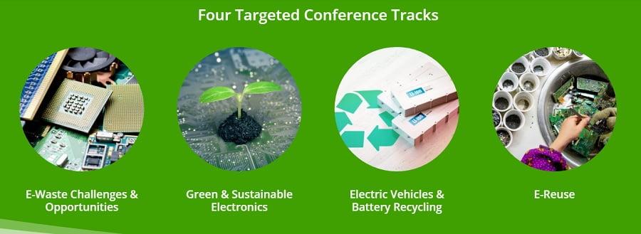 ERP, en la E-Waste World Conference 2020