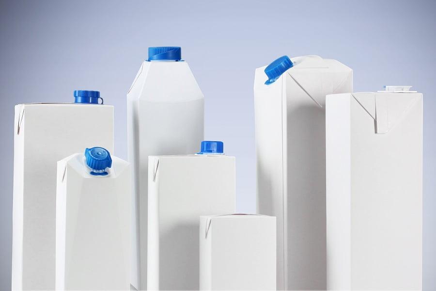 Envases de cartón para bebidas