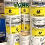 Investigadas 20 personas por gestión irregular de residuos sanitarios de Covid-19