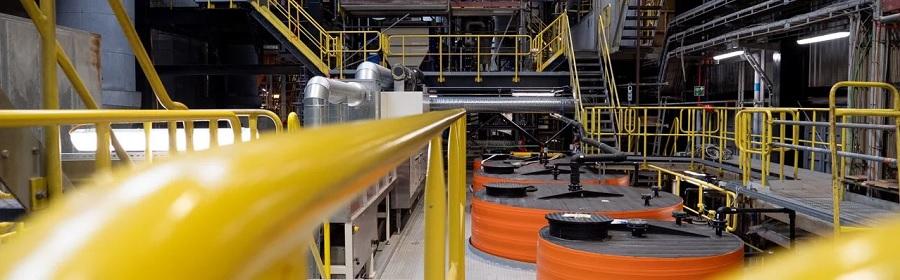 Nueva planta de reciclaje de cenizas volantes de incineración en Dinamarca
