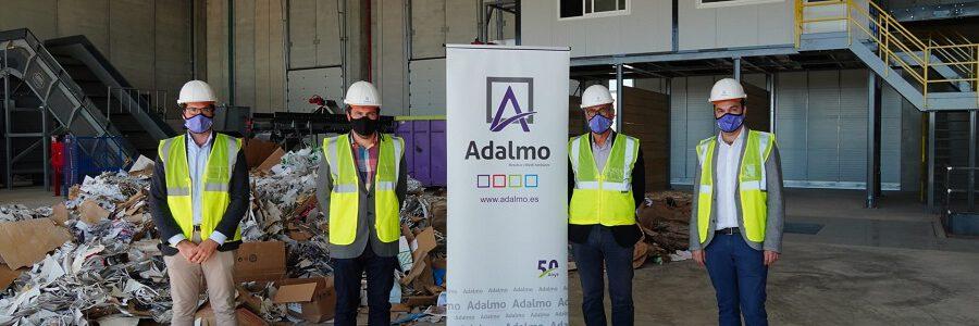 Inaugurada en Mallorca una nueva planta de reciclaje del Grupo Adalmo
