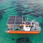 La Autoridad Portuaria de Baleares presenta un innovador sistema de recogida de residuos marinos