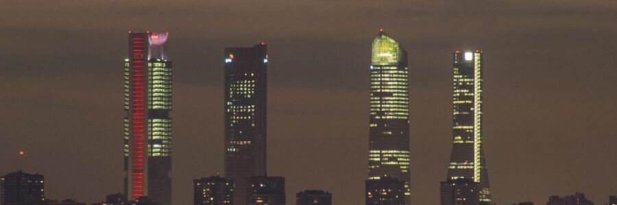 Un billón de microplásticos en el cielo de Madrid