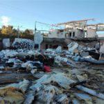 Denuncian un nuevo vertedero ilegal en Pinto