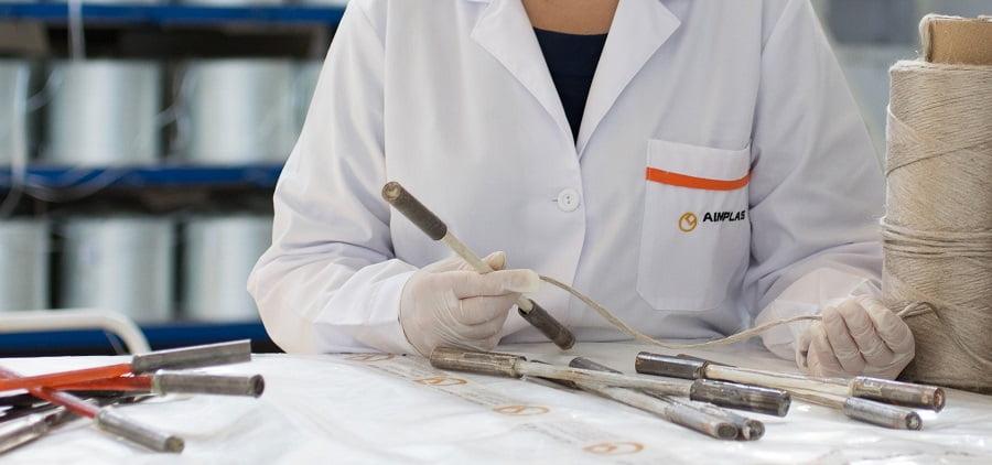 """El proyecto europeo Ecoxy desarrolla resinas y fibras de origen """"bio"""" para producir piezas reciclables, reprocesables y reparables"""