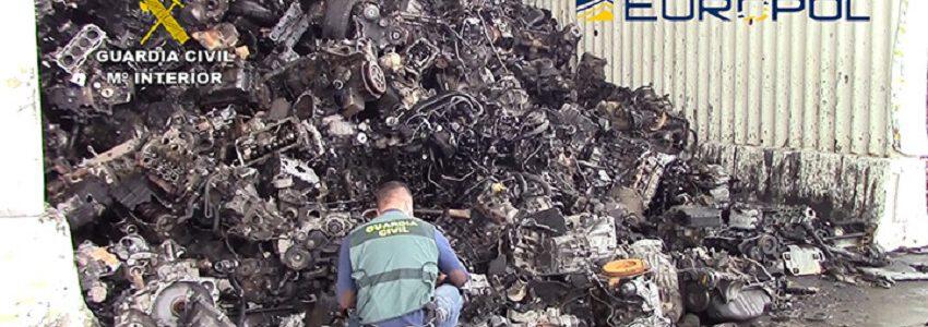 Desarticulados varios grupos dedicados a la exportación ilegal de residuos peligrosos a terceros países