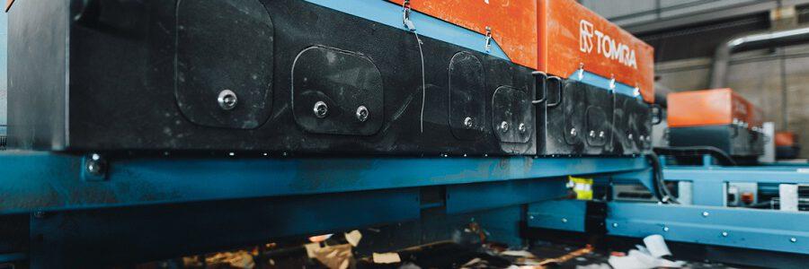 El AUTOSORT de TOMRA optimiza la capacidad y aumenta el nivel de pureza de la planta de reciclaje de Papel de Koppitz Entsorgungs en Alemania