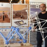 Premiado un proyecto para construir un campo de refugiados impreso en 3D con botellas de plástico recicladas