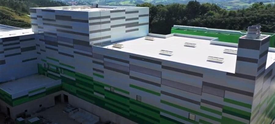 En marcha la nueva planta de valorización energética de residuos