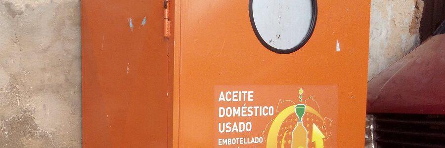 Madrid tendrá contenedores para el reciclaje de aceite doméstico usado