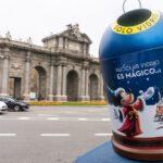 Disneyland Paris y Ecovidrio se unen en una campaña de concienciación sobre el reciclaje de vidrio