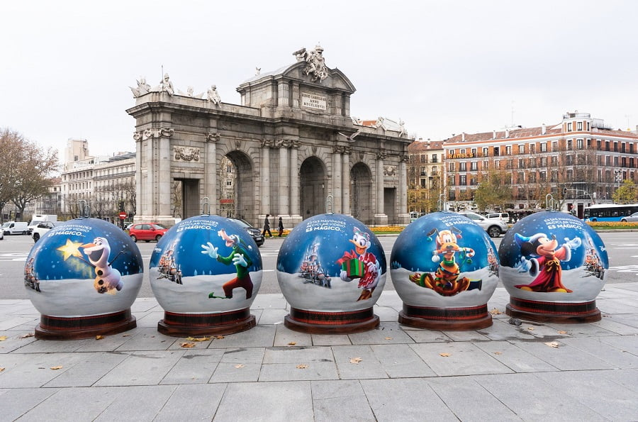 Nueva campaña de concienciación de Ecovidrio y Disneyland Paris