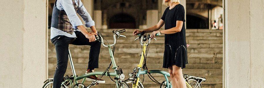 Zapatos para ciclistas urbanos fabricados con materiales reciclados y fáciles de reparar