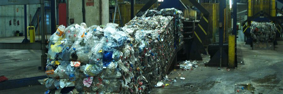 Primeros pasos del nuevo cluster de los residuos de Cataluña