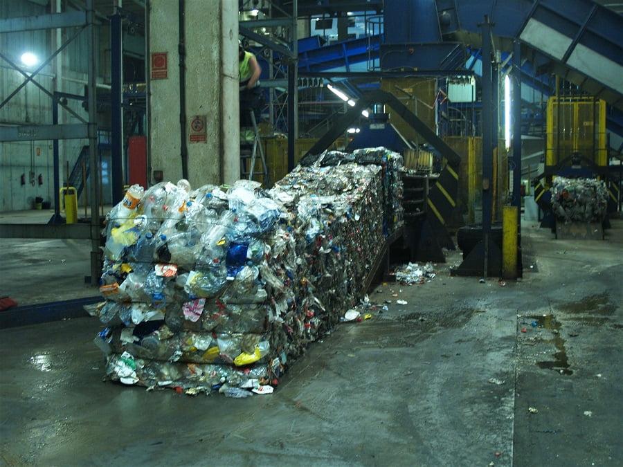 Nuevo clúster de los residuos en Cataluña