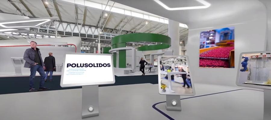 Feria virtual internacional de tecnología de proceso industrial