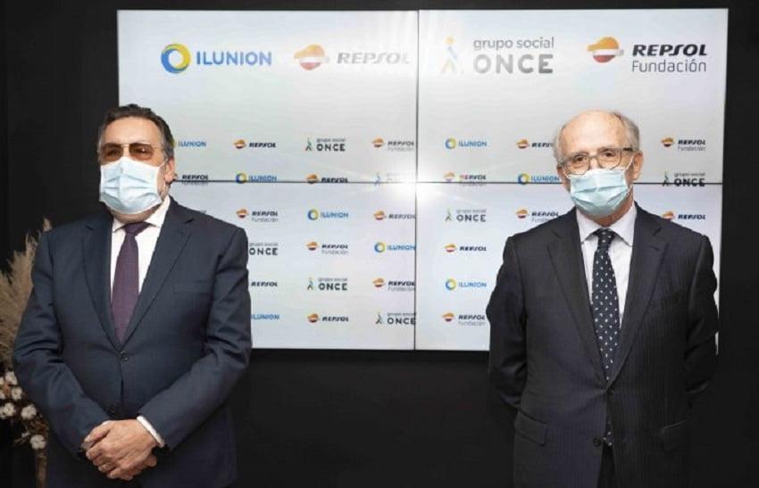 Fundación Repsol e Ilunion crean una empresa d ereciclaje d eresiduos electrónicos