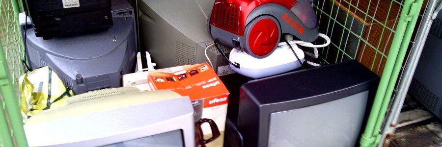 El volumen de residuos electrónicos generados en EE.UU se reduce un 10% en cinco años