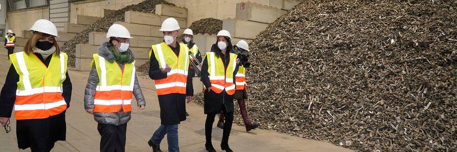 El futuro plan vasco de residuos prevé reducir al 15% la eliminación en vertederos para 2030