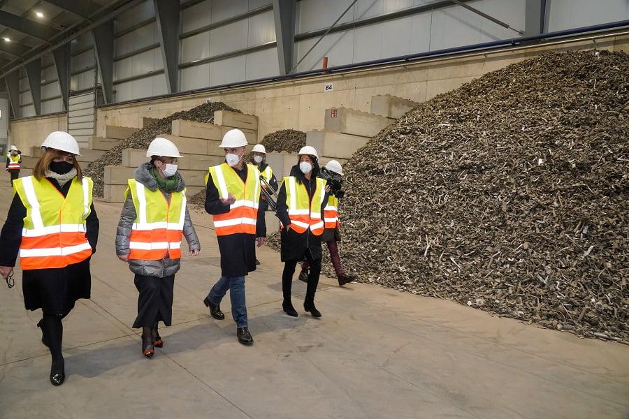 Avance del nuevo plan de prevención y gestión de residuos del País Vaco