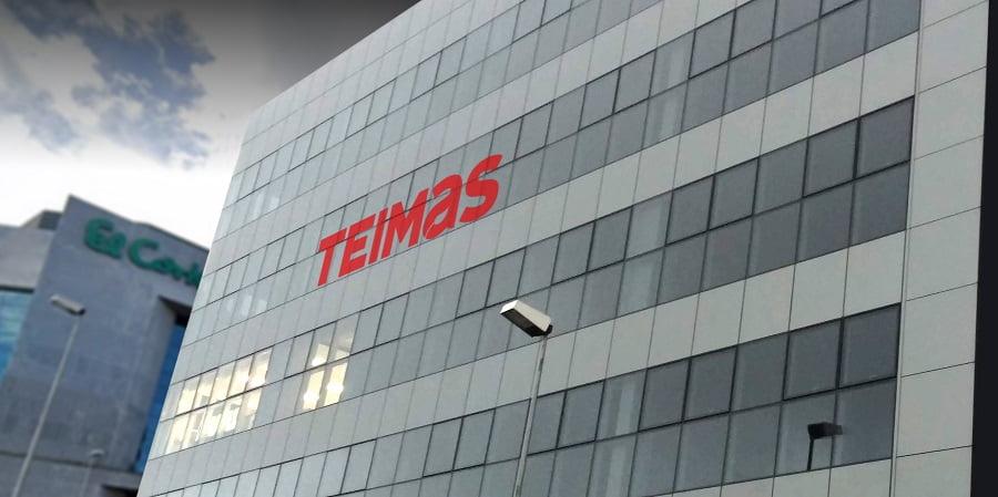 Sede de Teimas en Santiago de Compostela