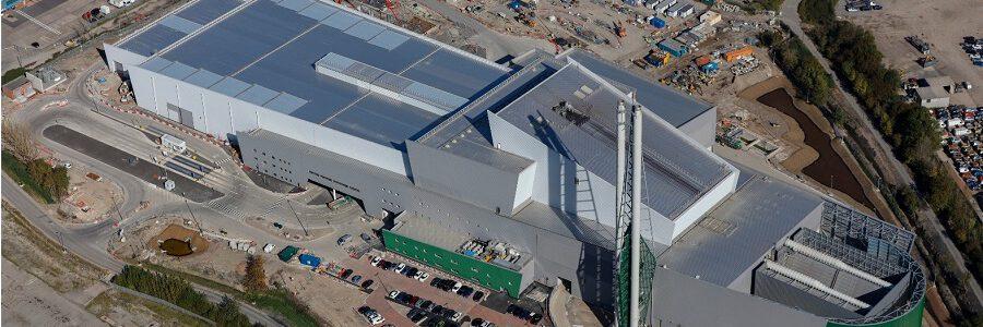 Nueva planta de valorización energética de residuos de Viridor en Reino Unido