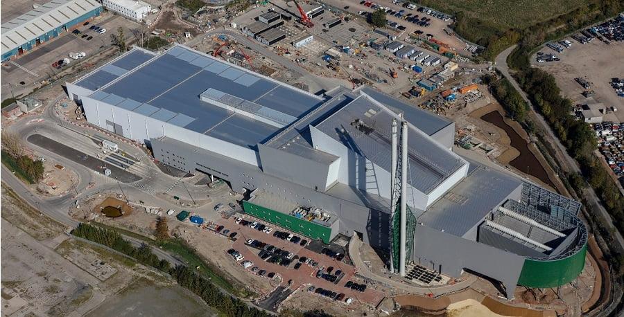 Nueva planta de valorización energética de residuos en Avonmouth, Bristol (Reino Unido)