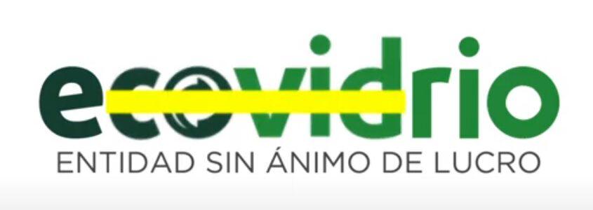 Ecovidrio arranca 2021 haciendo desaparecer la Covid de su logo