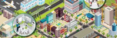 FER edita un gráfico interactivo para concienciar sobre la importancia del reciclaje urbano