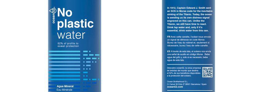 Ocean52 obtiene el Certificado de la UNESCO de Reciclabilidad real de sus envases de aluminio