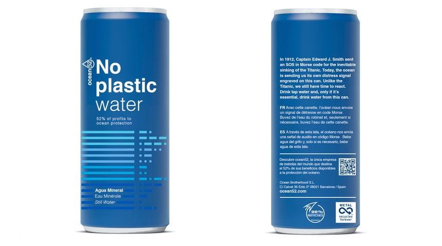 Ocean52 obtiene el sello de reciclabilidad de la UNESCO