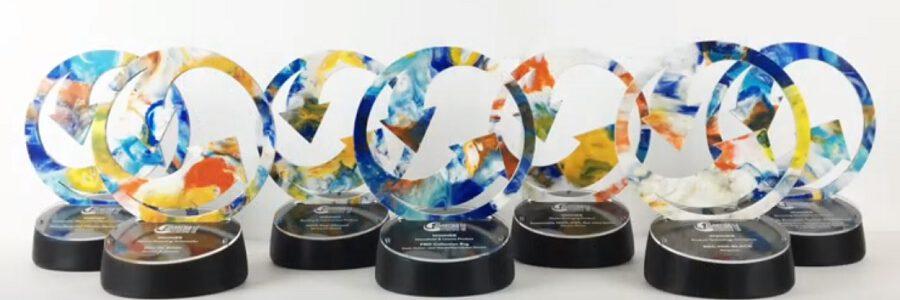 Entregados los premios europeos a los mejores productos en el campo del reciclaje de plásticos