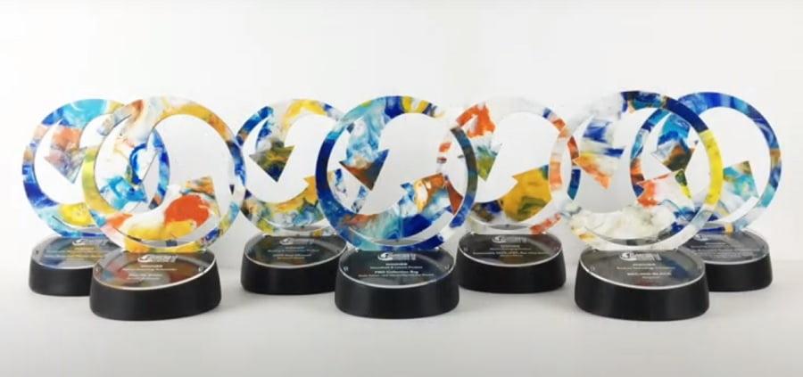 Entregados los premios Plastics Recycling Awards Europe 2020