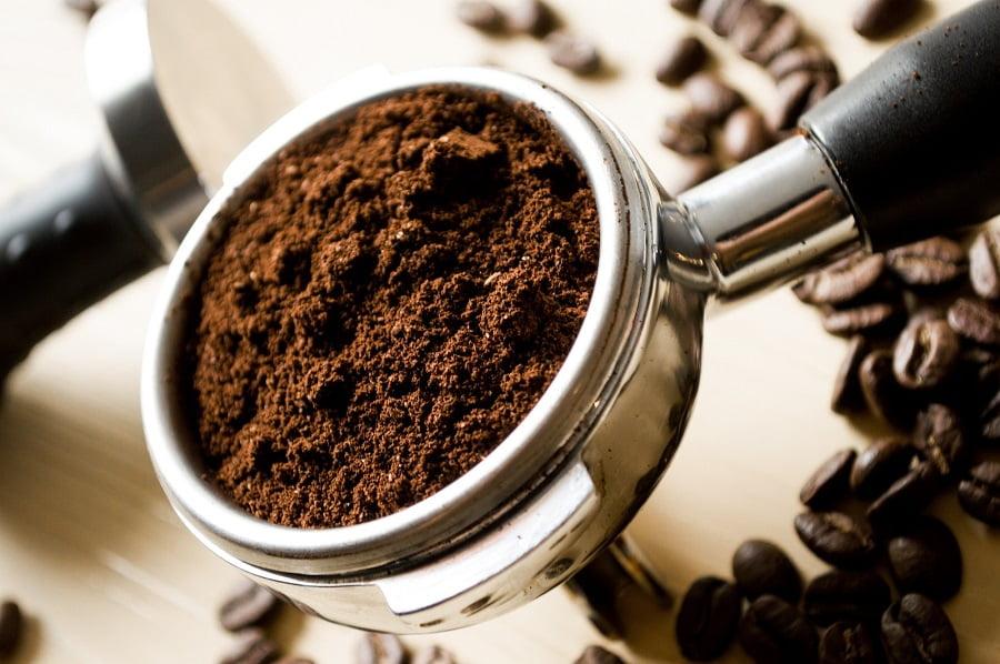Proyecto para la valorización de posos de café