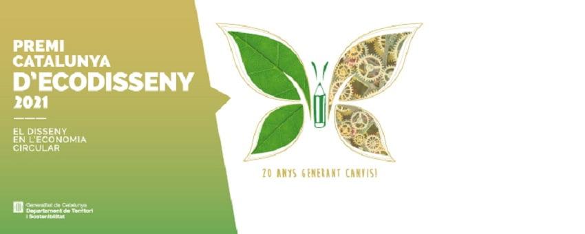Convocado el premio cataluña de ecodiseño 2021
