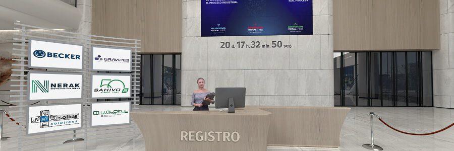Más de 18.000 profesionales de 9 países se han registrado ya en la Feria Virtual Internacional de Tecnología para el Proceso Industrial