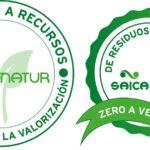 Saica Natur lanza sus propios sellos de calidad 'De Residuos a Recursos'