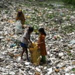 La quema a cielo abierto de residuos sólidos, una amenaza global