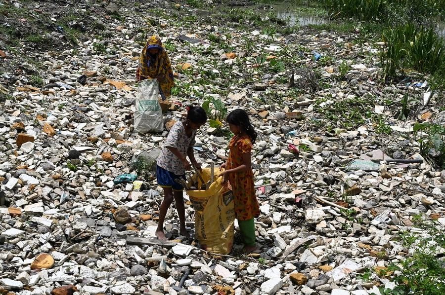 La quema al aire libre de residuos, una amenaza global
