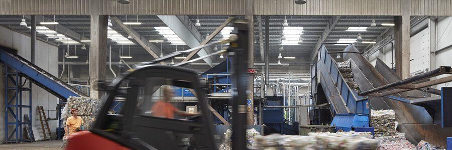 Alpla invertirá 50 millones anuales en su negocio de reciclaje hasta 2025