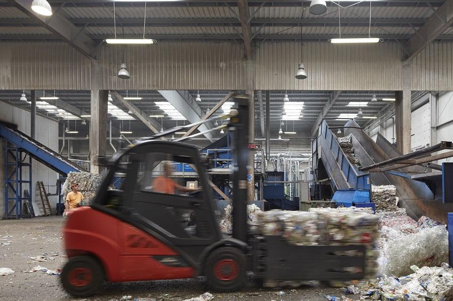 Alpla invertirá 50 millones anuales para ampliar su negocio de reciclaje
